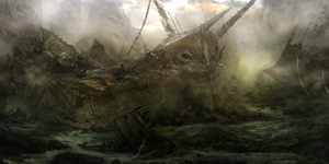 Shipwreck'd by Narandel