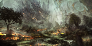 Dragon's Path by Narandel