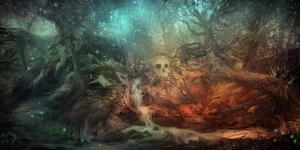 The Forest Of Rebirth