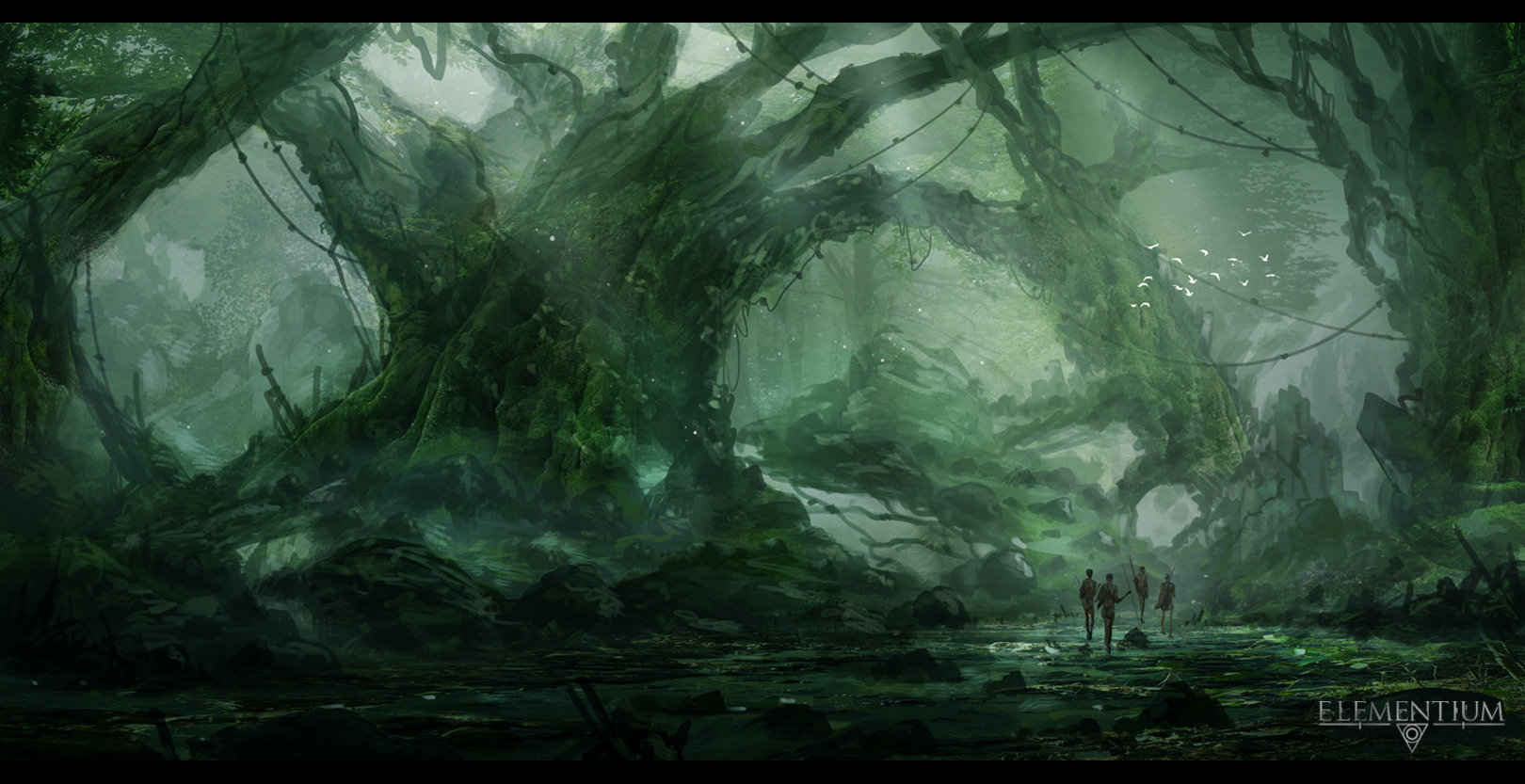 Project Elementium - Forest Tribe