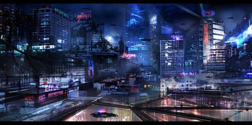 District 40 by Narandel