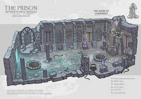 The Prison - Netherworld Origins by Narandel