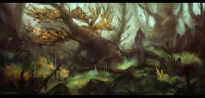 Forest Speedpaint