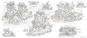 Treasure Island Building Concepts