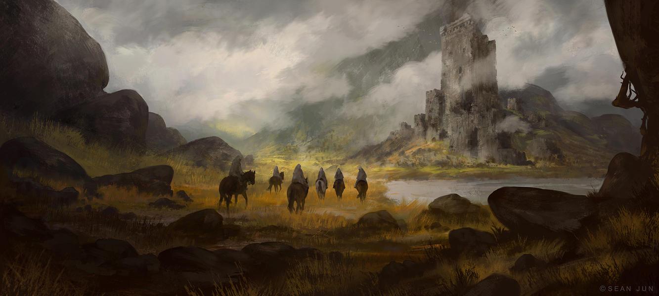 Riders by Narandel