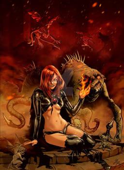 Goblin Queen Xmen