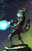Rocket! by halwilliams