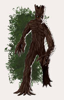 I am Groot! by halwilliams