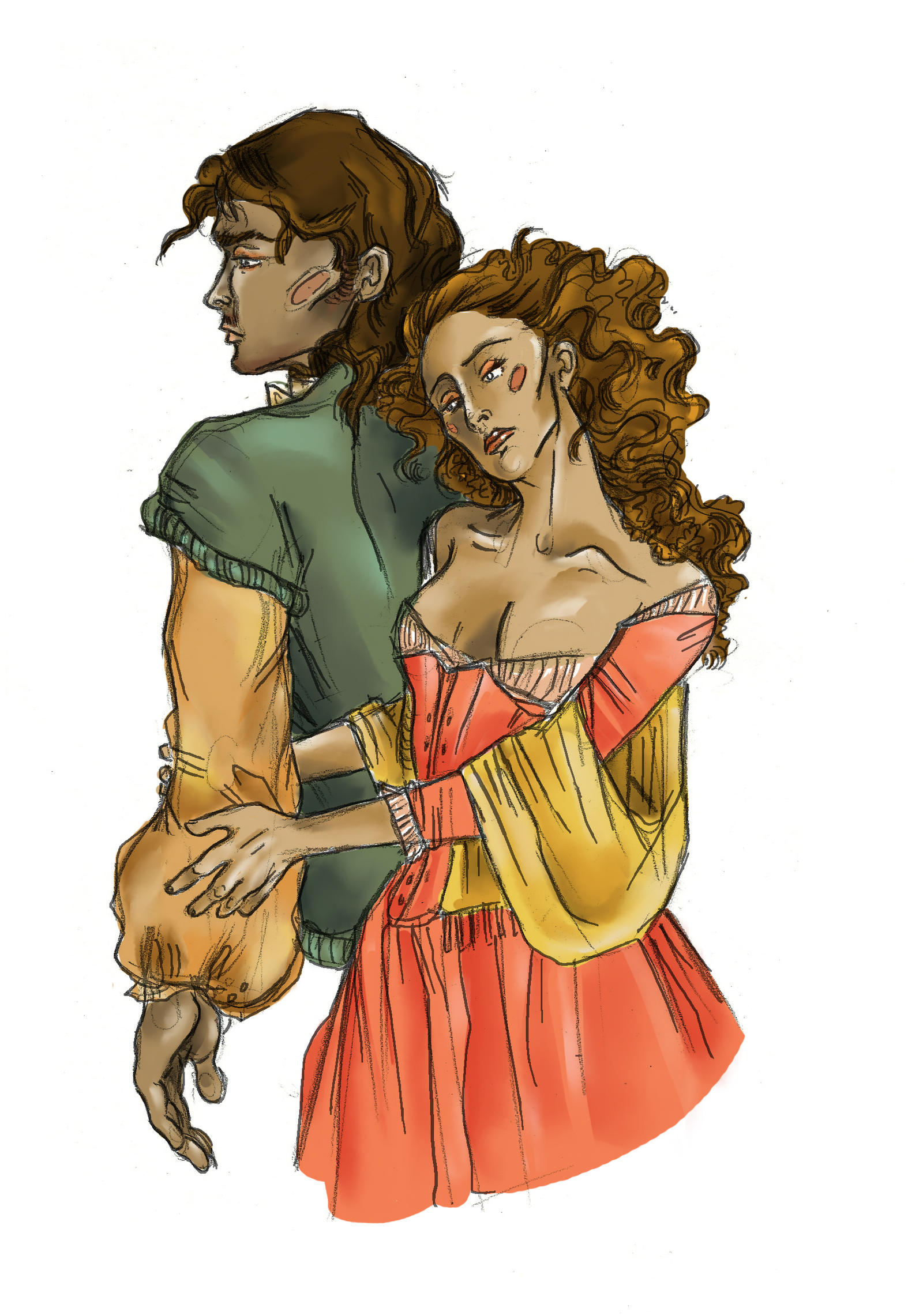cathy and heathcliff wuthering heights by victoriaupson on cathy and heathcliff wuthering heights by victoriaupson