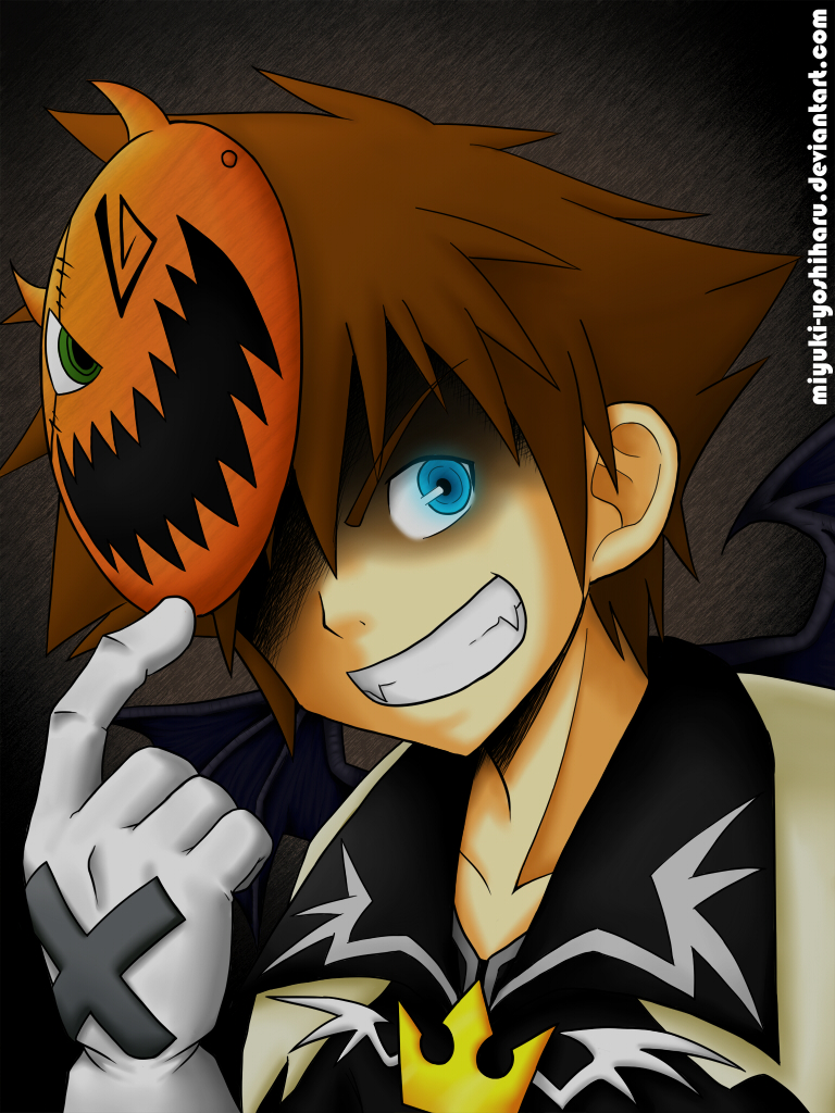 Sora -Halloween- by miyuki-yoshiharu on DeviantArt