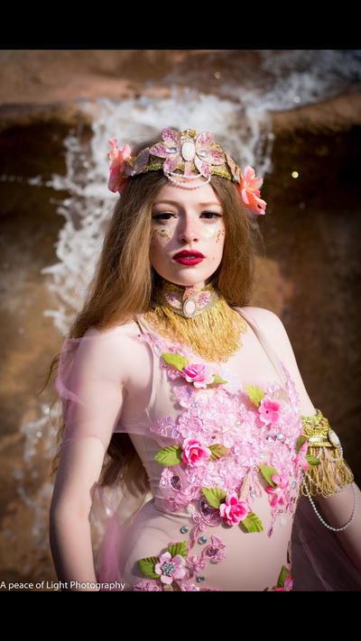 Persephone Cosplay Shoot by DippyCatt
