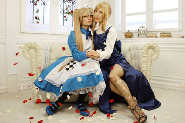 20100918 Woman UK,France by haruhi-nazakura