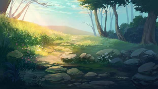 Sunshine trail