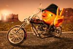 Orange-Rider