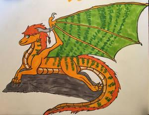 Ayala Dragon