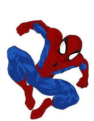 Spider-Man by noahk15