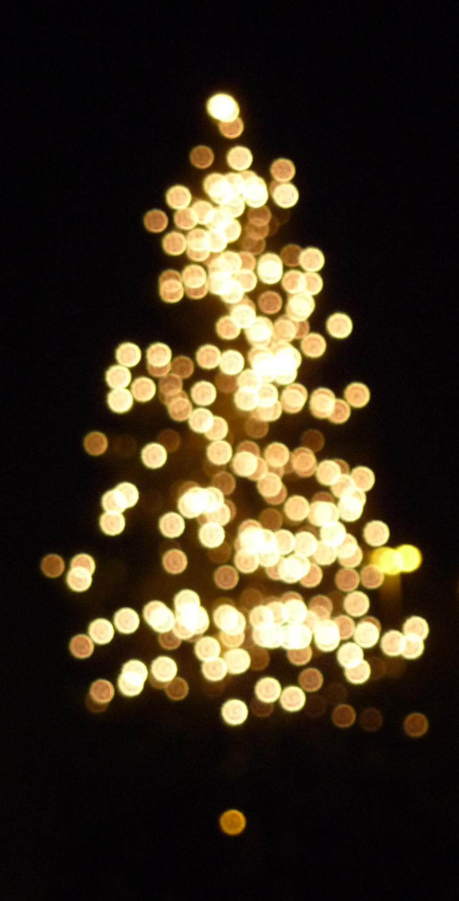 christmas tree by mimose-stock