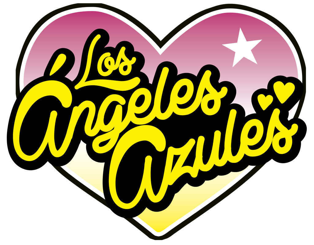 Logo los angeles azules by pipolefe on deviantart Logo designers los angeles
