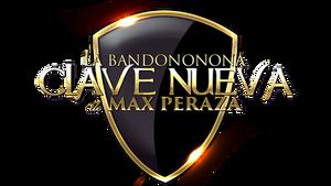 Logo Clave Nueva de Max Peraza