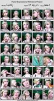 A big box of facial expression