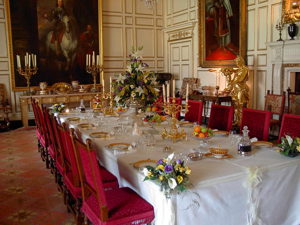 royal dining room by keah59 on deviantart