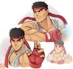 Ryu! by TaiyakiPress
