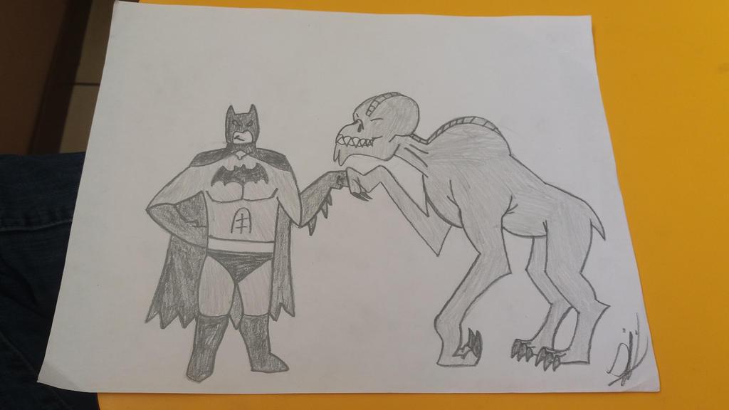 Bat Bros by martythezebragod94