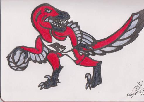 Accurate Toronto Raptor
