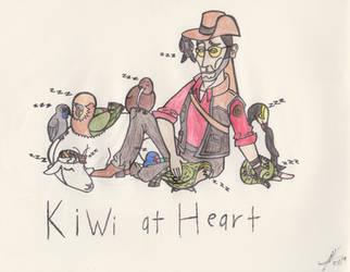 Kiwi at Heart by zebG