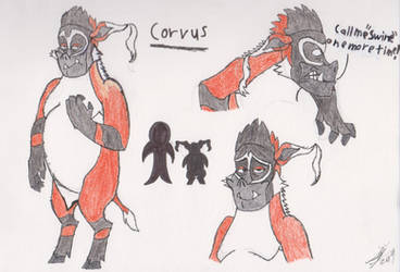 Corvus by zebG