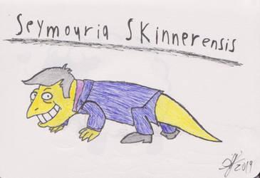 Seymouria skinnerensis by zebG