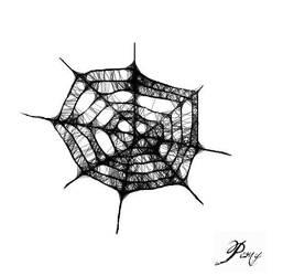 Cobweb by Blood-red-peony