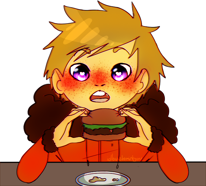 South Park One Shot (Kenny x Reader) by tweek123 on DeviantArt