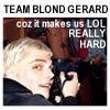 Team Blond Gerard by xX-chemicalpanic-Xx