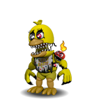 Adventure Twisted Chica