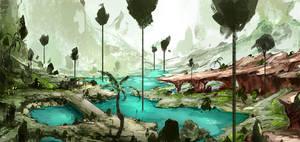 Lake - Ecology - Grove