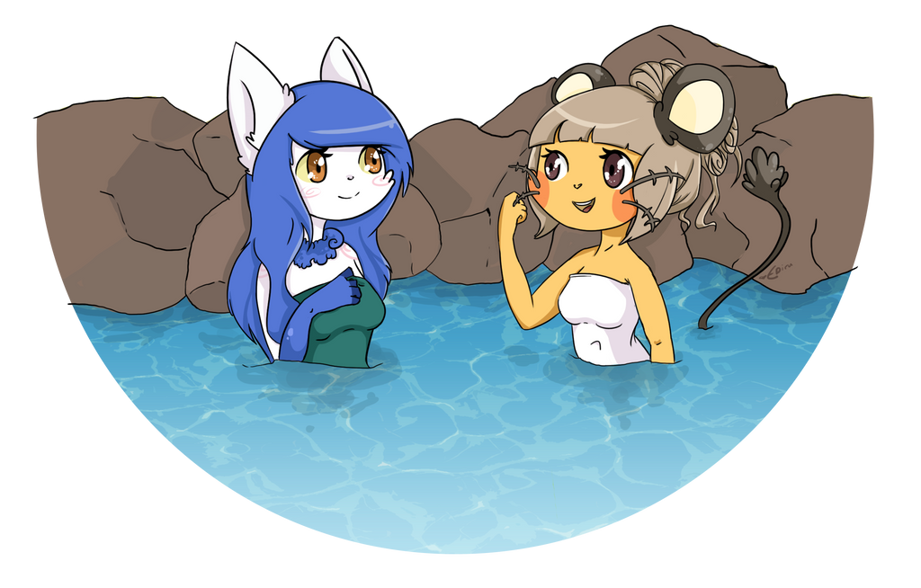 Armonia: Hotsprings by Ediru