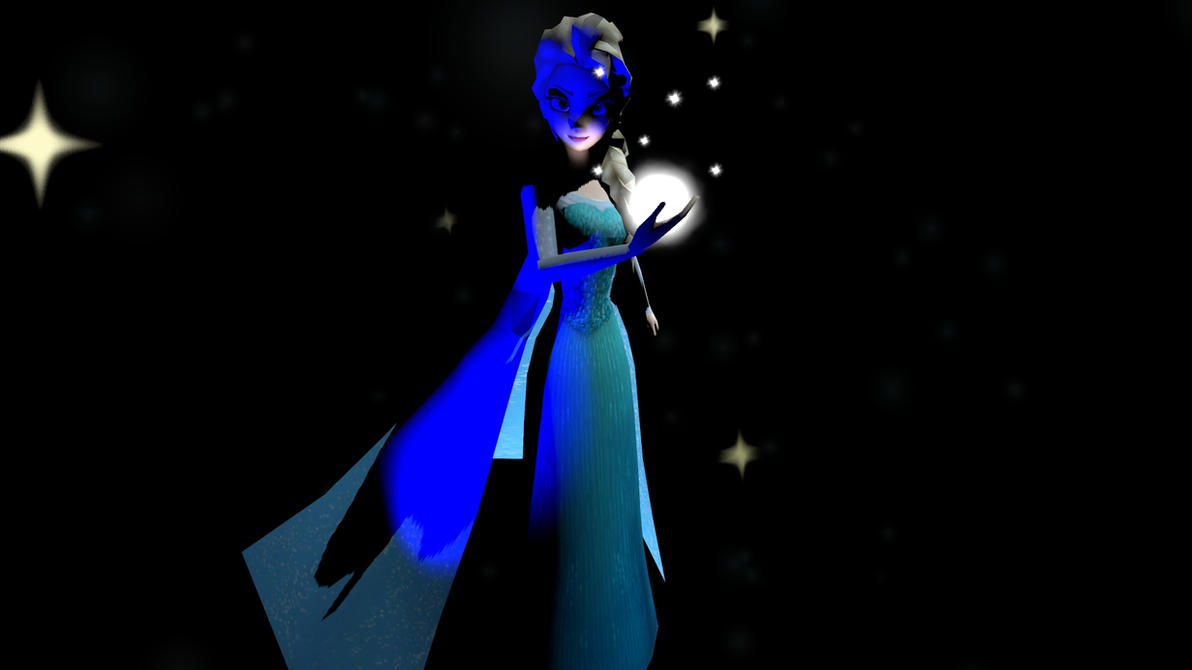 Elsa by Lilyflower341