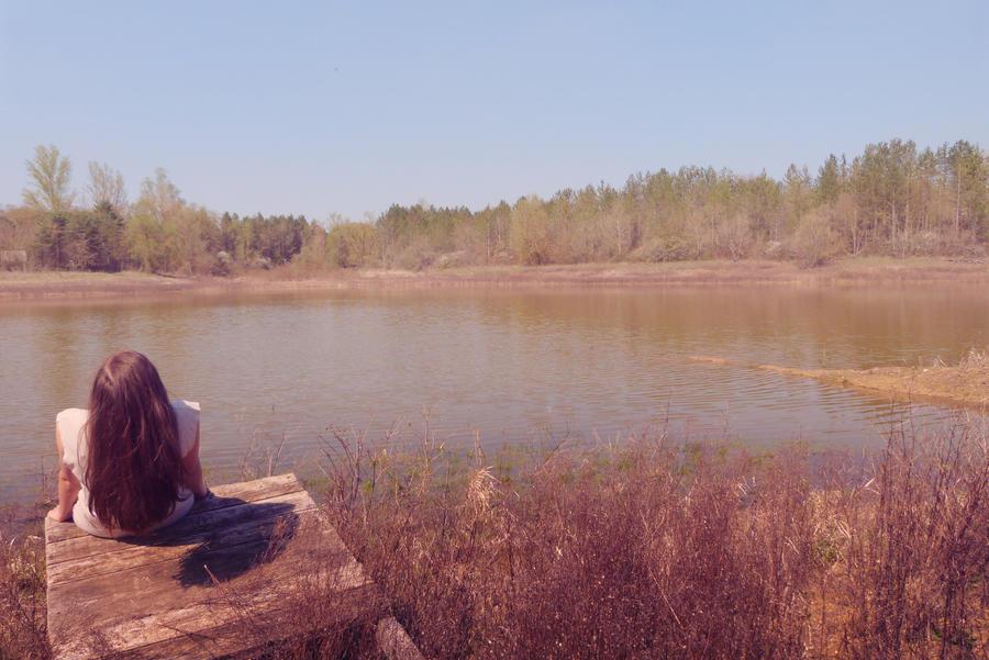 lake by takingu