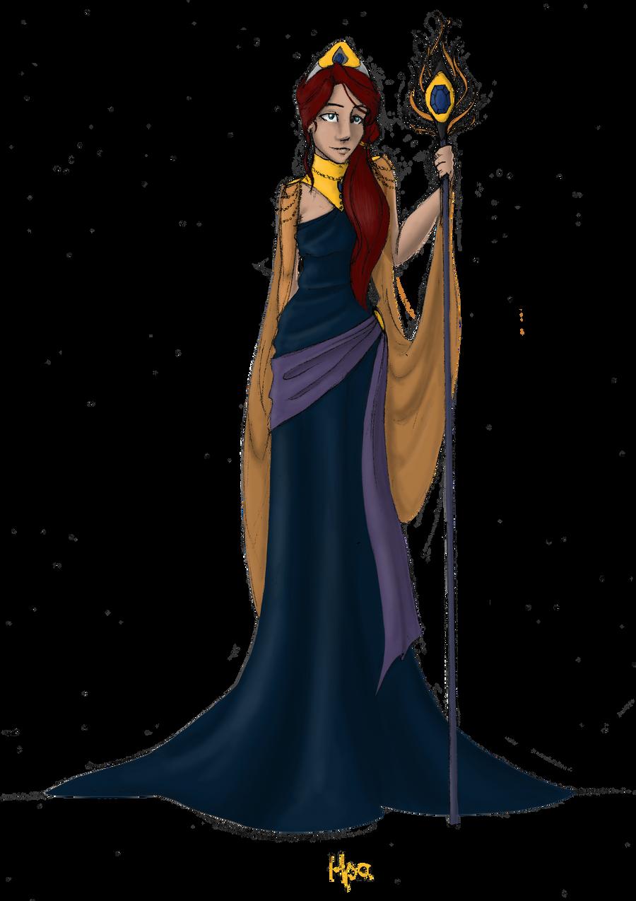 Greek Goddess: Hera by JadeAriel on DeviantArt
