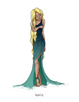 Greek Goddess: Aphrodite(Alternate) by JadeAriel