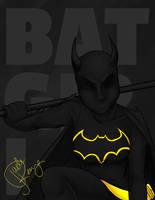 Comic Book Ladies: Cassandra Cain by JadeAriel
