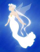 Queen Serenity by JadeAriel