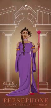 Greek Goddess: Persephone, Queen of the Underworld