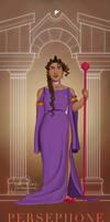 Greek Myths: Persephone, Queen of the Underworld