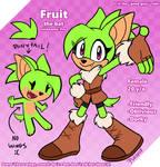 Sonic Fc - Fruit the bat by PukoPop