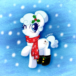 Snowy Hooves