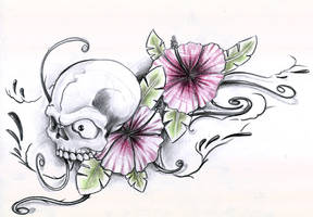 tattoo sketch by graynd