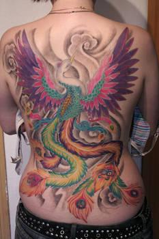 phoenix backpiece healed