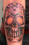 another mexican skull...